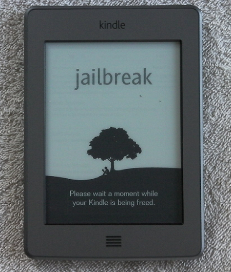 kindle-touch-jailbreak Amazon Kindle Touch Jailbreak Using An MP3 File [Video]