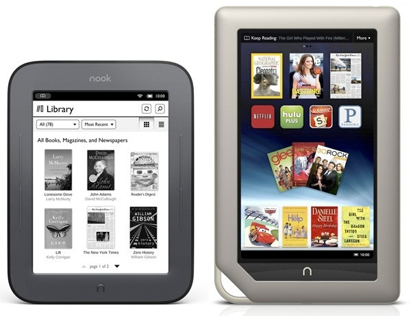 nook-barnesnoble1 Barnes & Noble Nook Is Now A $220 Million Business