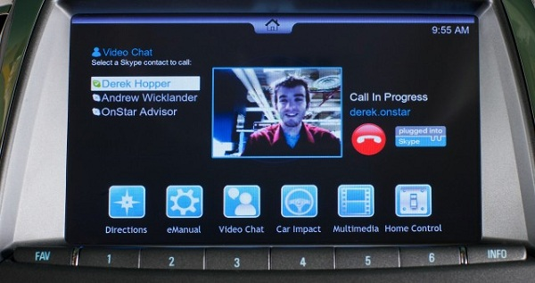 onstar-4g-lte-system OnStar To Unveil In-Car Video Chat And 4G Video Streaming At CES 2012