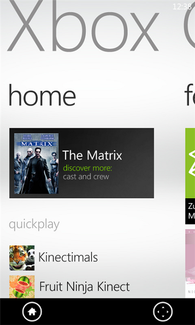 xbox-companion-app-for-wp7 Xbox Companion App For Windows Phone Released [Video]
