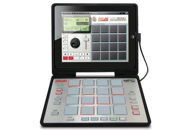 120119-mpc2 Making Music With Akai Pro MPC Fly for iPad 2