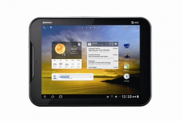 Element-640x426 Pantech's Android Waterproof Tablet Has 'Immersion Haptic Technology'
