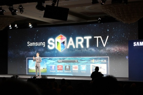 Samsung-Smart-TV1 Best Of Samsung From CES 2012 (Video)