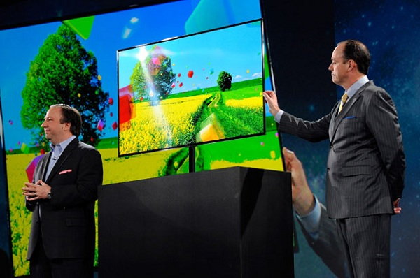 Samsung55-inch Best Of Samsung From CES 2012 (Video)