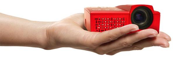 Velocity-Micro-Shine-Projector Velocity Micro Shine Is The 'Smallest HD-Capable' Projector