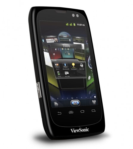 ViewPhone3_right-447x500 Viewsonic's ViewPhone 3 Dual-Sim Slot Android Smartphone