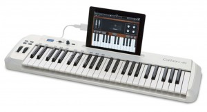 carb Samson Releases New Carbon 49 USB MIDI Controller For iPad