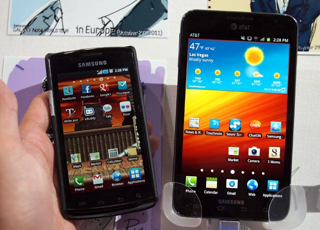 galaxynote-4 CES: Hands-On With Samsung's 5.3-inch Galaxy Note