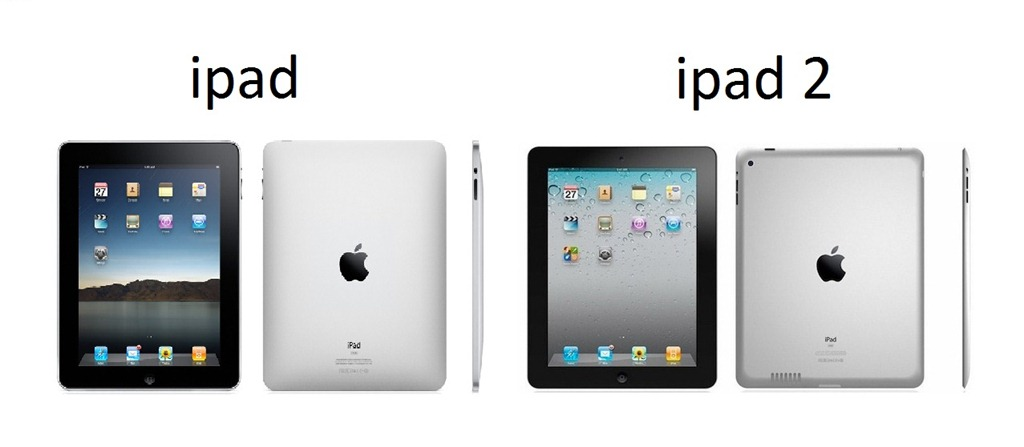 ipad-vs-ipad2 Will We See The iPad 3 At CES?