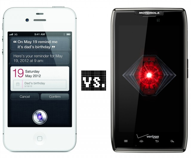 iphone4s-vs-droidrazr-640x529 Showdown: iPhone 4S Siri Vs. Droid RAZR Google Voice Actions (Video)