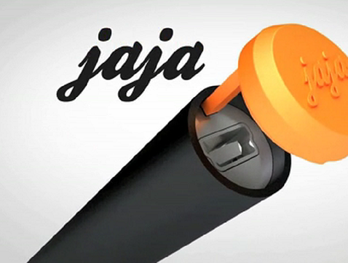 jaja jaja Is The World's First Pressure Sensitive iPad Stylus (Video)
