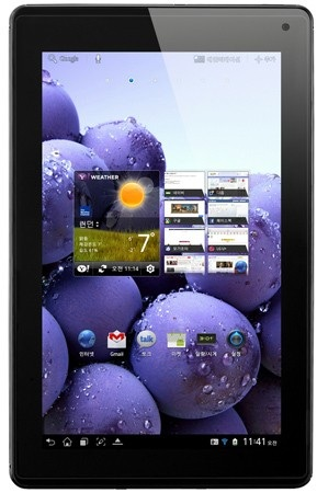lg-optimus-pad-lte LG Optimus Pad LTE Now Official: Shipping With Android 3.2