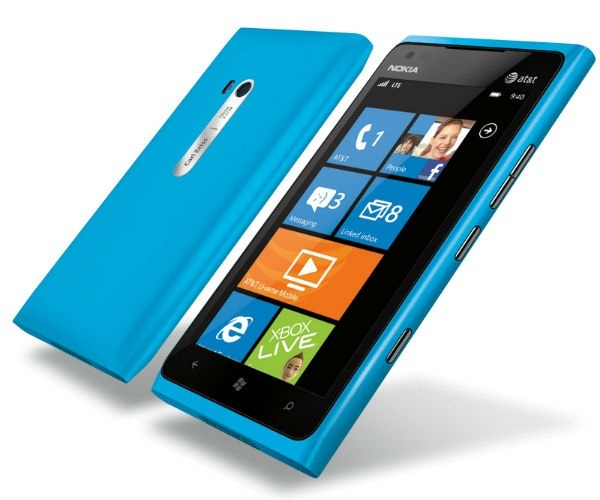lumia900 AT&T LTE Lineup Includes Samsung Galaxy Note, HTC Titan 2, Nokia Lumia 900 And More