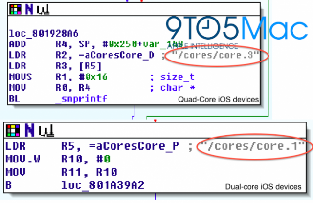 quadcore9to5mac-640x416 iPhone 5 Could Have Quad-Core A6: Code Found In iOS 5.1 Beta