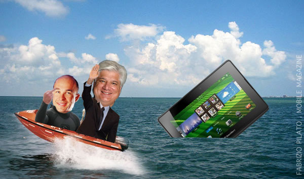 rim-sinking-ship BlackBerry Down 2 VPs: Heins To Save Sinking Ship