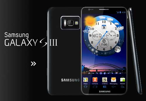 samsung-galaxy-s3 Galaxy S III Possesses 'Quad-Core Engine And 12MP Camera'