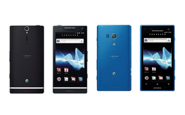 xperia-NX-And-Acro-HD Sony Xperia Smartphones From CES 2012 (Hands-On Videos)