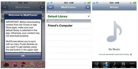 120217-multitunes Sync Multiple iTunes Libraries to Jailbroken iDevice with MultiTunes