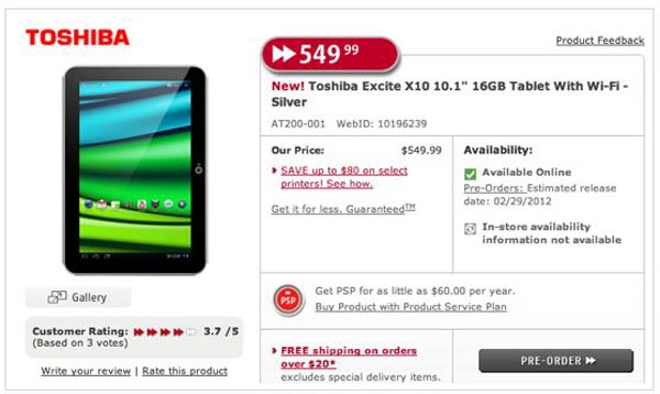 120224-tosh  Toshiba Excite X10 Android Tablet Launches This Month?