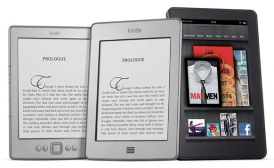 kindles Amazon Kindle E-Ink Color Device In The Works?