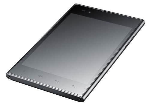 lg-optimus-vu LG Optimus Vu 5-Inch Galaxy Note Rival Now Official