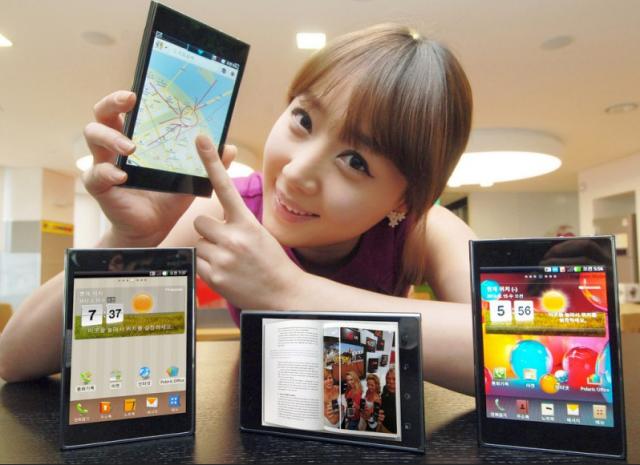 lg-vu1 LG Optimus Vu 5-Inch Galaxy Note Rival Now Official