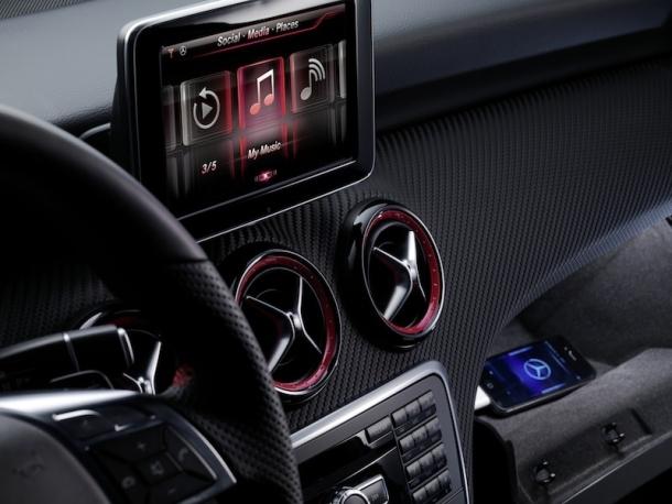 m Mercedes-Benz Integrates SIRI Into A-Class Models