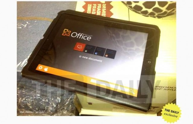 officeios-640x413 MS Office On Its Way To iOS?