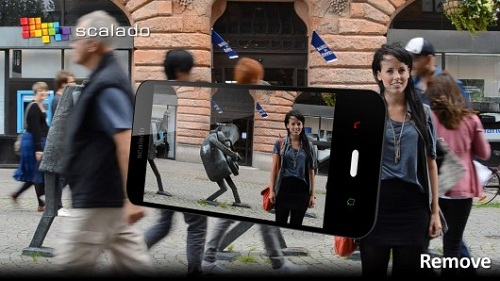 remove-scalado Virtually Eliminate Wandering People.. From Your Future Smartphone Photographs (Video)