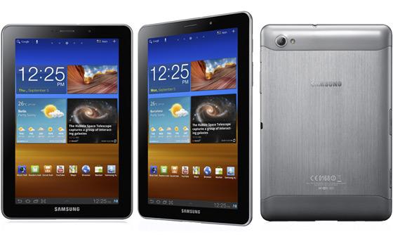 tab77 Samsung Galaxy Tab 7.7 Arrives On March 1st