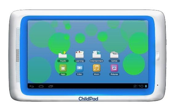 120301-archos  Archos Announces $129 Child Pad with Ice Cream Sandwich