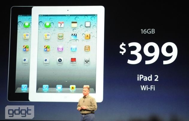 120307-399ipad2  What the $399 iPad 2 Could Mean for Android Tablets