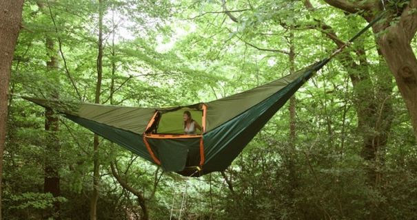 120312-tentsile Tentsile: The Gigantic Camping Tent You Suspend Like a Hammock