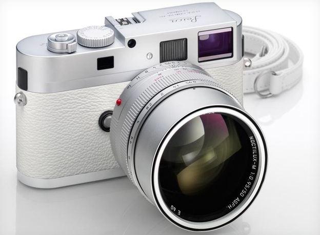 120322-leica  The $32,000 White Leica M9-P