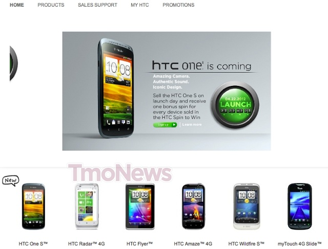 HTC-One-S-T-Mobile-April-22nd HTC One S Is Headed to T-Mobile On April 22nd?