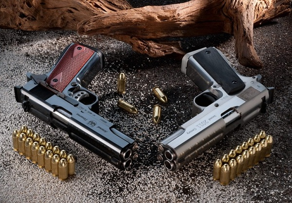 arsenal-double-barrel-pistol Double Barrel .45 cal Hand Gun is Overkill (Video)