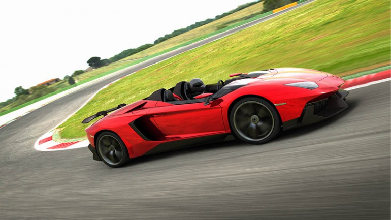 aventadorj-3 Lamborghini To Unveil 'Batmobile' Of A Car At Geneva Motor Show