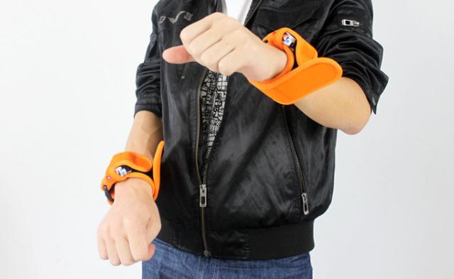 drum DrumGenius Is A Drum Kit On Your Wrist