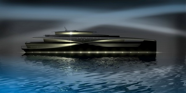 qi-Feadship-Superyacht Feadship Superyacht Concept Project Qi For The Superrich (Video)