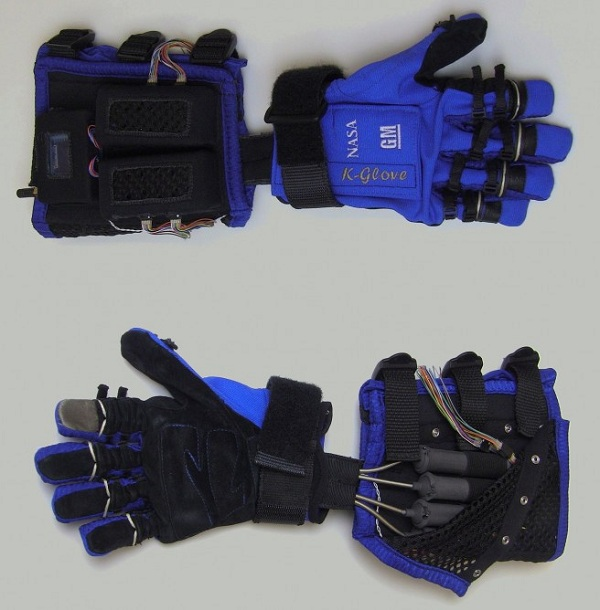 robo-glove-1 Robo-Glove Developed By NASA And GM (Video)