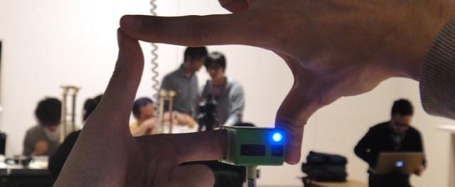 ubi-camera Ubi-Camera: Frame Photos With Your Hands (Video)