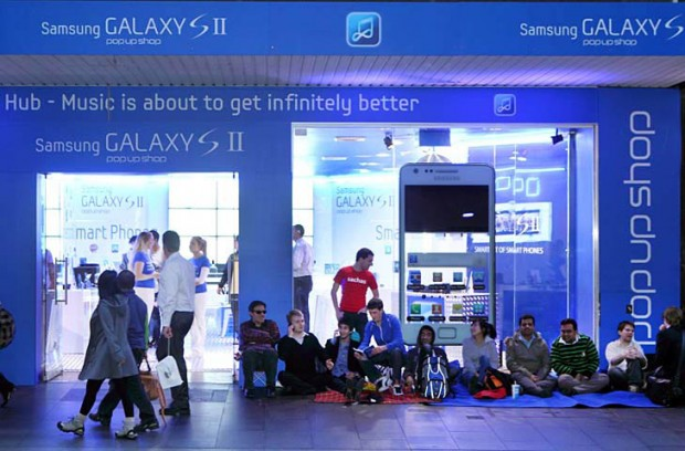 120406-samsung Samsung Retail Stores to Open in Canada This Year