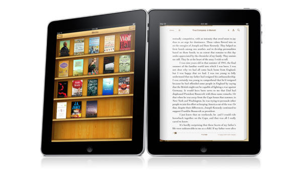 120411-ibook Apple and Publishers Sued Over Price Fixing of E-Books