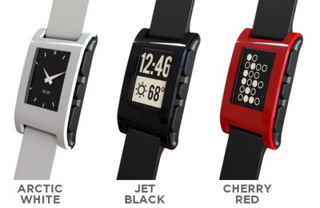 120412-watch E-Paper Smartwatch Breaks $1 Million on Kickstarter