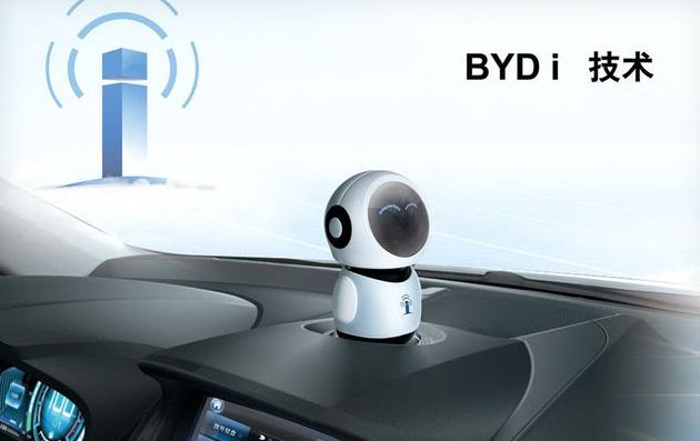 120423-byd1  A Real R2-D2 Robot for Your Chinese Plug-In Hybrid Car