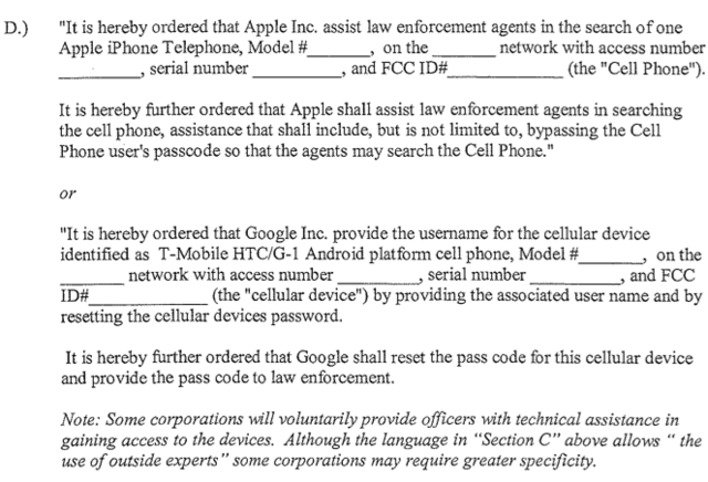 appquest Apple Backdoor Highly Unlikely
