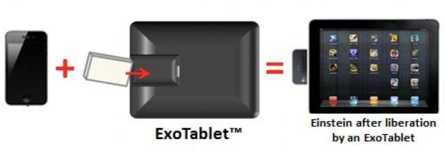 exotablet-640x220 Exotablet Planning to Create iPhone 4 Smartphone Tablet Dock