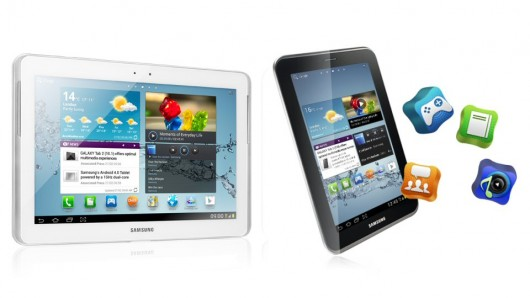 galaxytab2 Samsung Galaxy Tab 2 And Two New Media Players Heading To The US