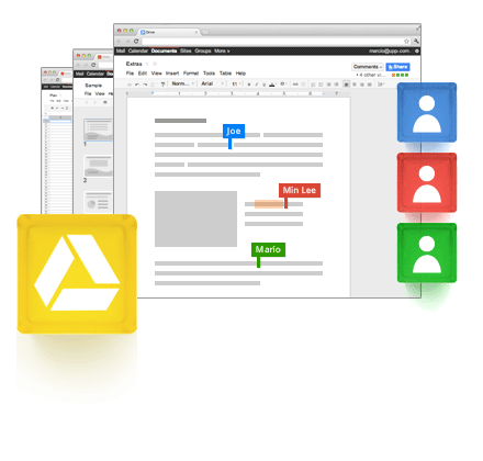 "googledrive Google's new ""Drive"" Service Launches"
