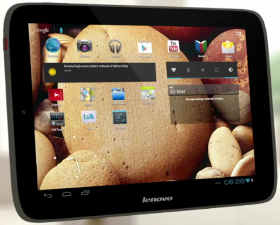 li Lenovo Plans To Launch A 9.7-Inch ICS IdeaPad